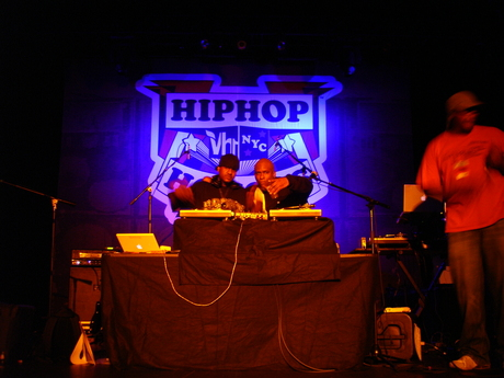 Dj Mixx Hip Hop Honors